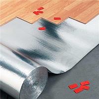 Ламинированная подложка под ламинат IZOLON AIR 4 мм