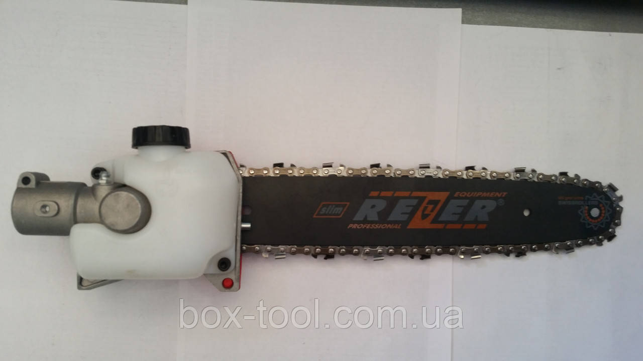 Насадка высоторез на бензокосу на 9 шлицов 26 труба