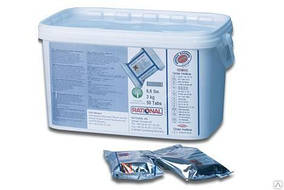 Таблетки ополаскивающие для аппаратов SelfCooking без Care Control  Rational