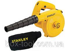 Электрический пылесос воздуходувка Stanley STPT600