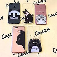TPU чехол Print на Xiaomi Mi 5X Животные