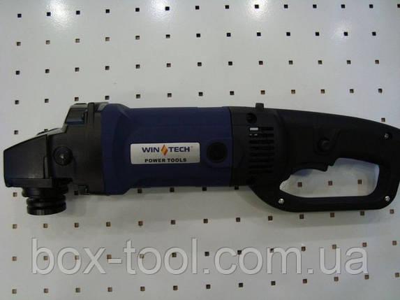 Болгарка Wintech WAG-180NF, фото 2