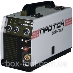 Многофункциональный сварочный инвертор Протон СПАИ-210/К