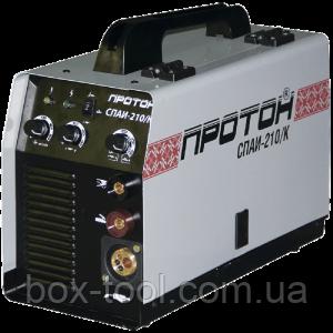 Многофункциональный сварочный инвертор Протон СПАИ-210/К, фото 2
