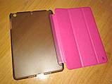 Чехол книжка iPad mini 1 2 3 4 Viva Madrid Estado розовый, фото 4