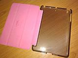 Чехол книжка iPad mini 1 2 3 4 Viva Madrid Estado розовый, фото 5