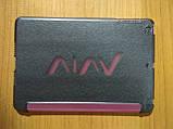 Чехол книжка iPad mini 1 2 3 4 Viva Madrid Estado розовый, фото 8