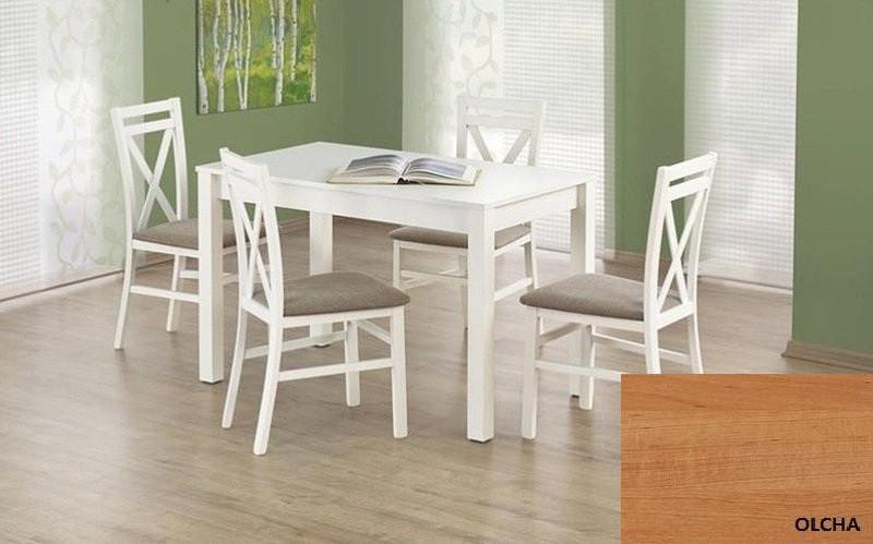 Стол обеденный деревянный MAURYCY ольха Halmar