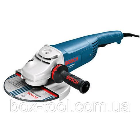 Угловая шлифмашина (болгарка) Bosch GWS 22-230 H Professional, фото 2