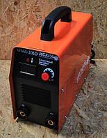 Сварочный инвертор ИСКРА ММА-306D IGBT