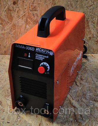 Сварочный инвертор ИСКРА ММА-306D IGBT, фото 2