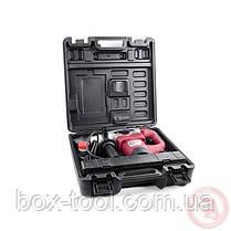 Перфоратор SDS-max 1050 Вт, 500 об/мин, 3500 удар/мин, 2 режима, кейс, аксессуары INTERTOOL DT-0195, фото 3