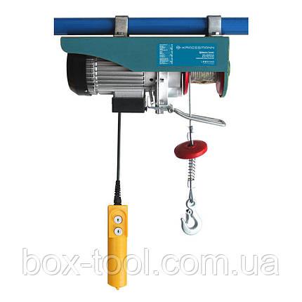 Подъемник электрический KRAISSMANN SH 300/600, фото 2