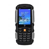 """Неубиваемый телефон 2E R240 Dual Sim Black черный IP68 (2SIM) 2,4"""" 32/32МB+SD 0,3Мп оригинал Гарантия!"""