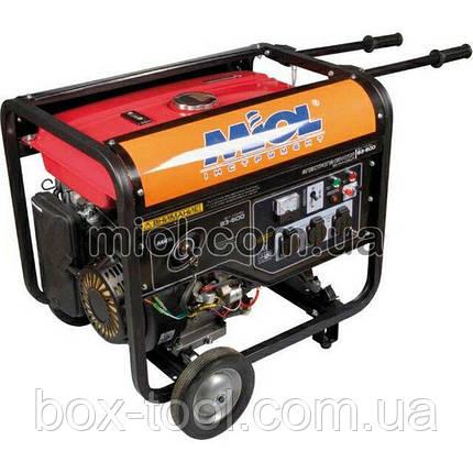 Генератор бензиновый Miol [83-600}, фото 2