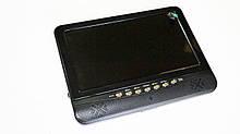 Портативный телевизор 9.5 дюймов NS 901 USB+SD Аккумулятор