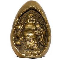 Статуэтка Хотей в яйце 14х10х8 см. желтая (336)