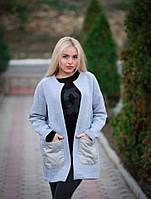 Женский стильный кардиган с карманами, фото 1