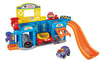 VTech Go! Go! Автомастерская Smart Wheels Auto Repair Center Playset