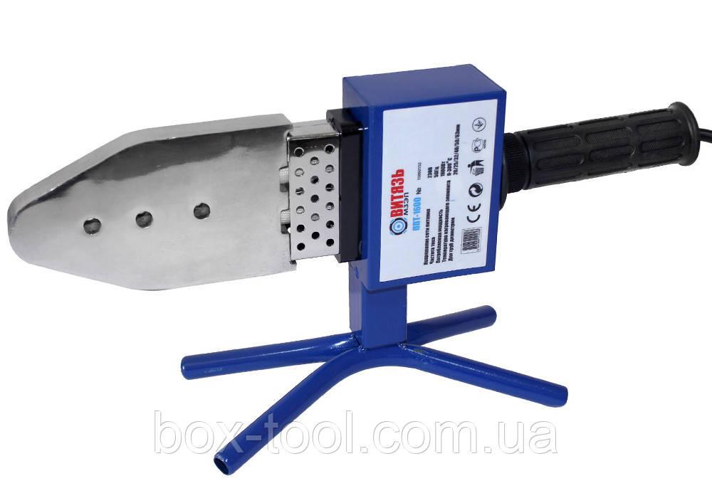 Паяльник пластиковых труб Витязь ППТ-1600