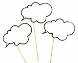 "Фотобутафория ""Речевые облака"" (6 пред.)"