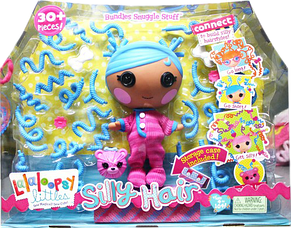 Кукла Малышка Lalaloopsy Снежинка, фото 2