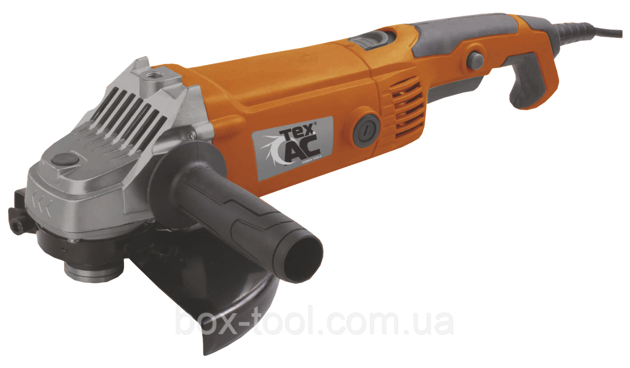 Угловая шлифовальная машина ТехАС (180/2000 Вт) поворотная рукоятка