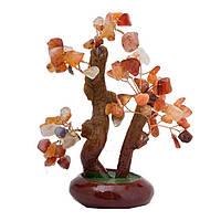 Дерево счастья - сердолик