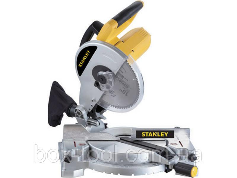 Пила торцовочная по дереву Stanley STSM1510