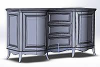Дизайн мебели, создание проекта с нуля