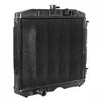 3307-1301010-70 Радиатор водяной ГАЗ-3307 (3-х ряд.)
