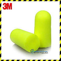 Беруши 3M E-A-Rsoft Yellow Neons - 37 SNR. США