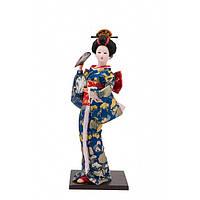 Кукла нинге японка высота 30 см разноцветная (В4468)