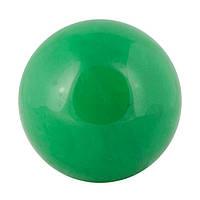 Шар каменный диаметром 9,5 см зеленый (1472)