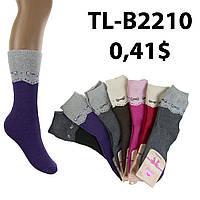 """Махровые женские носки """"Корона"""" Бамбук 37-42"""