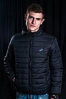 Парка мужская зимняя, куртка зимняя найк,Nike SPORTSWEAR Black