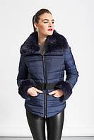 Синяя женская куртка Glo-story Венгрия