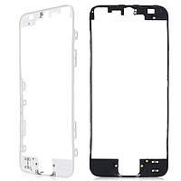 Рамка дисплея (экрана) для iPhone 5, цвет черный