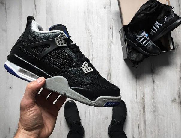 87ac45a0b472 Кроссовки баскетбольные Nike Air Jordan IV