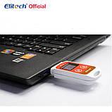Регистратор температуры Elitech RC-5+ (Великобритания) (-30 ° C - + 70 ° C) Память 32000. PDF (ПО не нужно), фото 3
