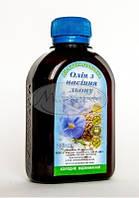 Олія з насіння льону, 200мл