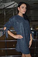 Женское теплое платье Италия, фото 1