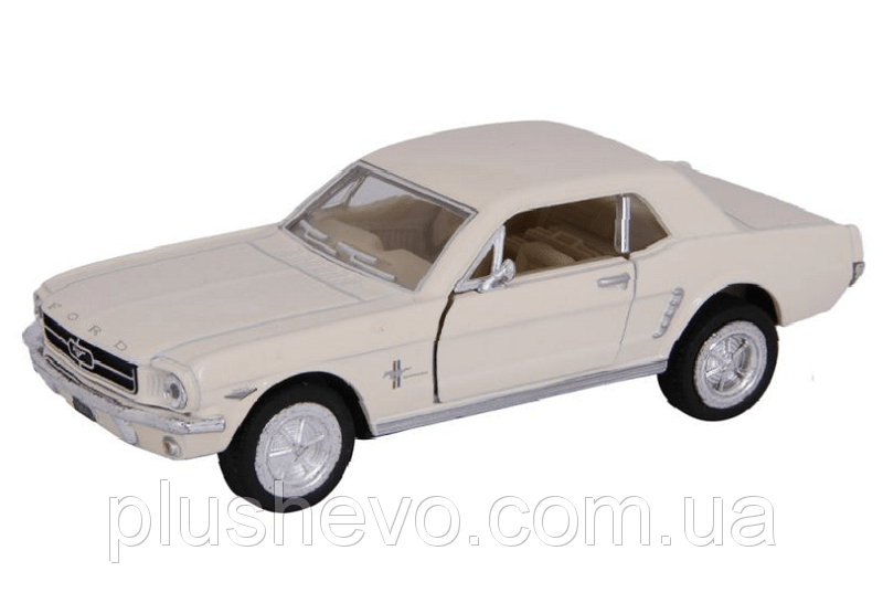 Металлическая модель kinsmart Ford Mustang 1964
