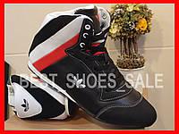 Ботинки сапоги кроссовки мужские зимние Натуральная кожа, мех. ADIDAS Вьетнам 41-46