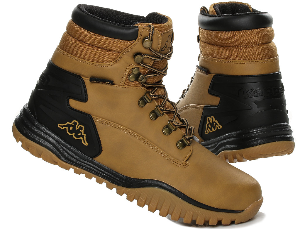 fefdd7373 Мужские зимние ботинки Kappa Farum Mid код 6983071214 - Интернет-магазин