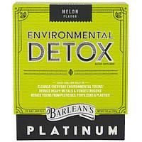 Barlean's, Средство детоксификации для факторов окружающей среды, дынный вкус, 210 г (7,41 унции), BAR-80077