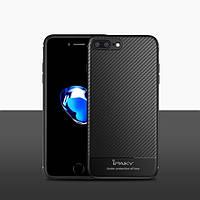 Чехол Ipaky Carbon Fiber для iPhone 8 Plus