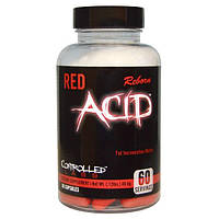 Controlled Labs, Red Acid Reborn, 60 Capsules (Discontinued Item), COL-00102