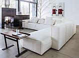 Модульный диван с контрастной строчкой XSMALL фабрика Vibieffe (Италия), фото 9
