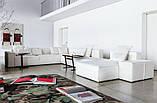 Модульный диван с контрастной строчкой XSMALL фабрика Vibieffe (Италия), фото 10